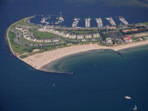 Ferienwohnung Wohnung am Strand