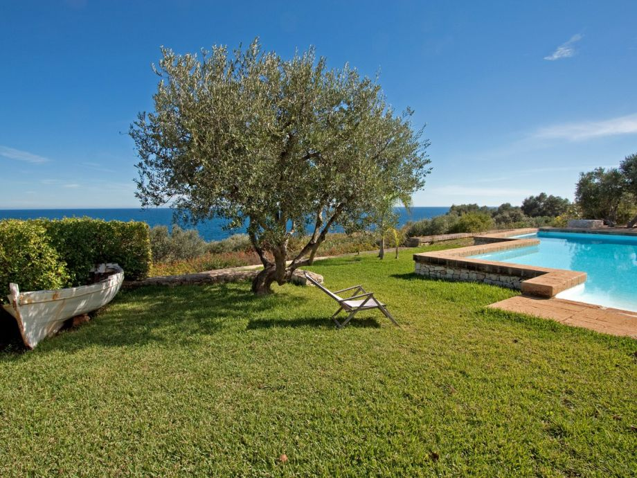 Salento Dream - Swimming Pool -direkter Zugang zum Meer