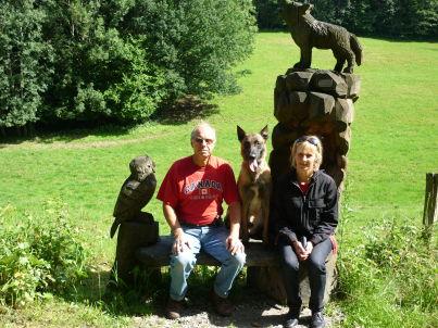 Ihr Gastgeber Doreen und Roland Zschau
