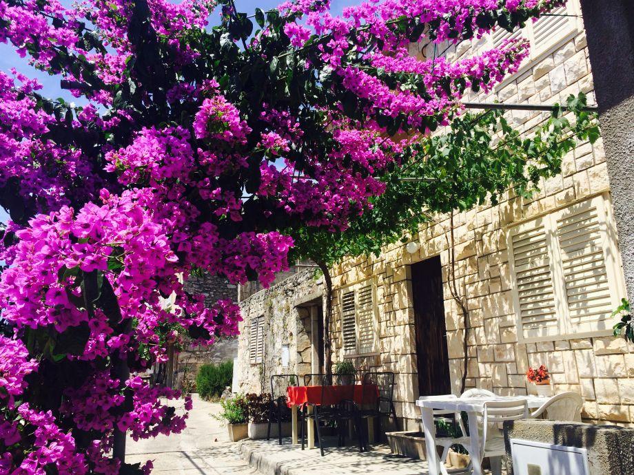 Ferienhaus im mediteranen Stil