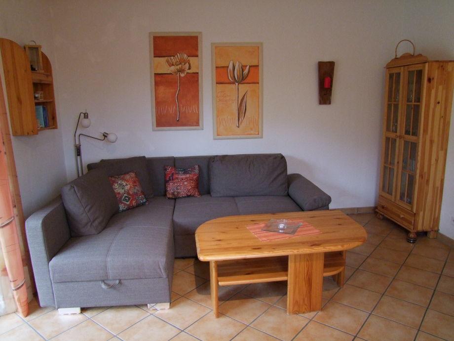 Wohnküche mit Sofa