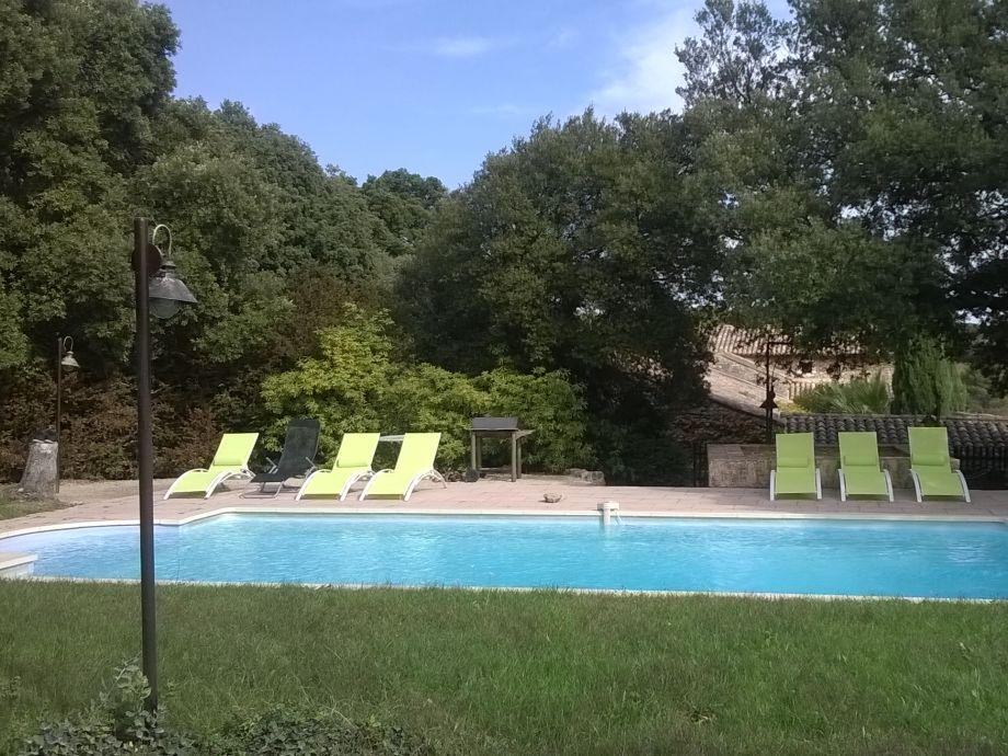 Grand Chene privat pool