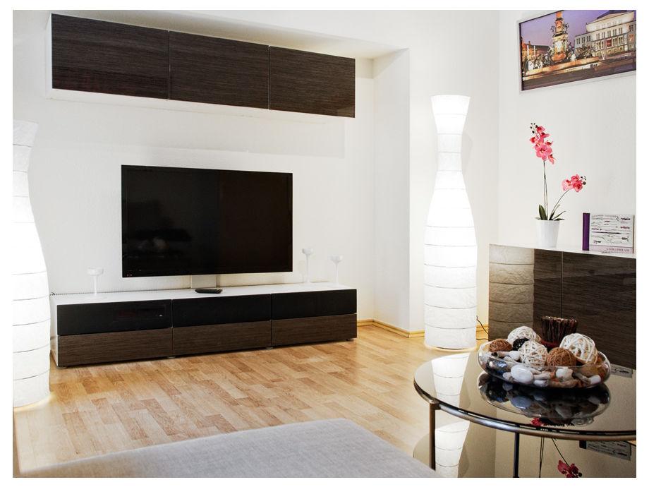 Ausstattung City Park Apartment #1, freies WLan