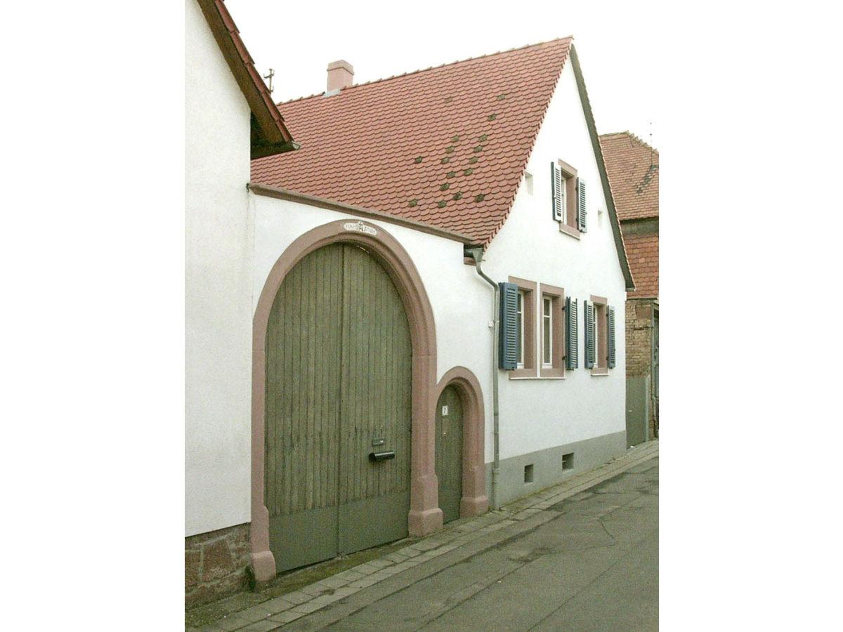 Ferienhaus: Nissen Hainfeld, Weyherer Str. 7