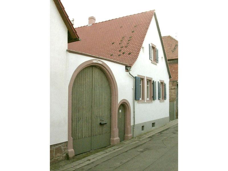 Ferienhaus Nissen-Hainfeld