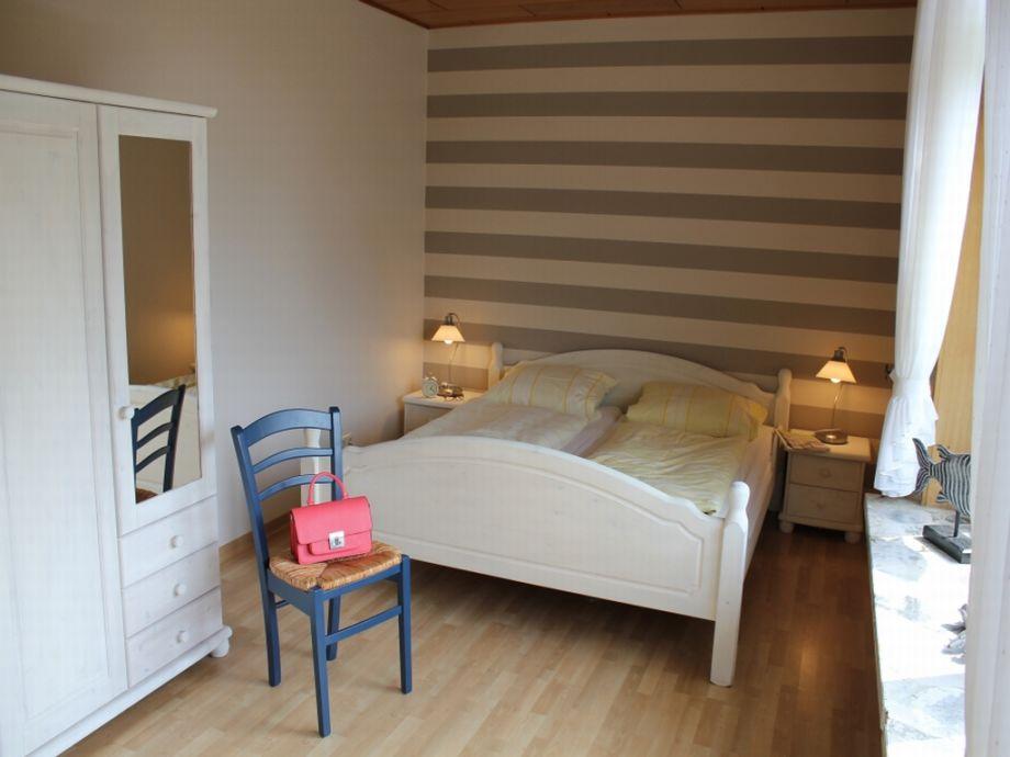 Schlafzimmer - pure Gemütlichkeit
