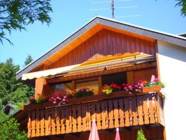 Holiday apartment House Becker- Schmidt, St. Blasien