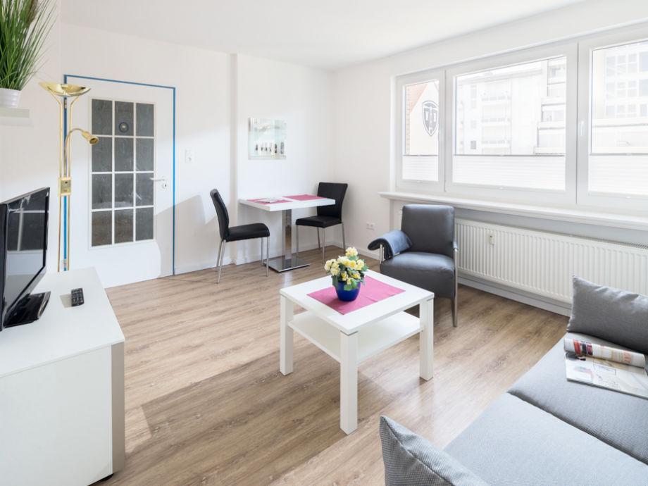 Ausstattung Haus Scherhorn Wohnung 3