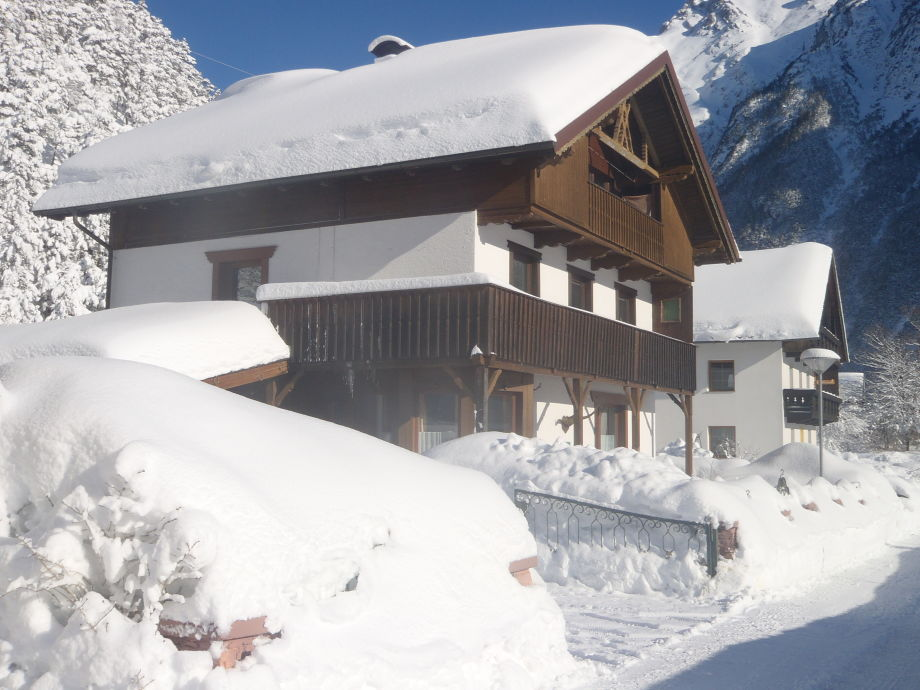 Winterbild Dependnace Waldheim