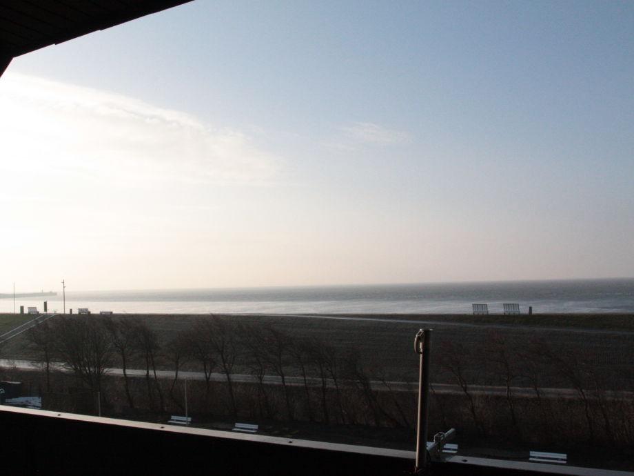 Ein Blick auf die Nordsee