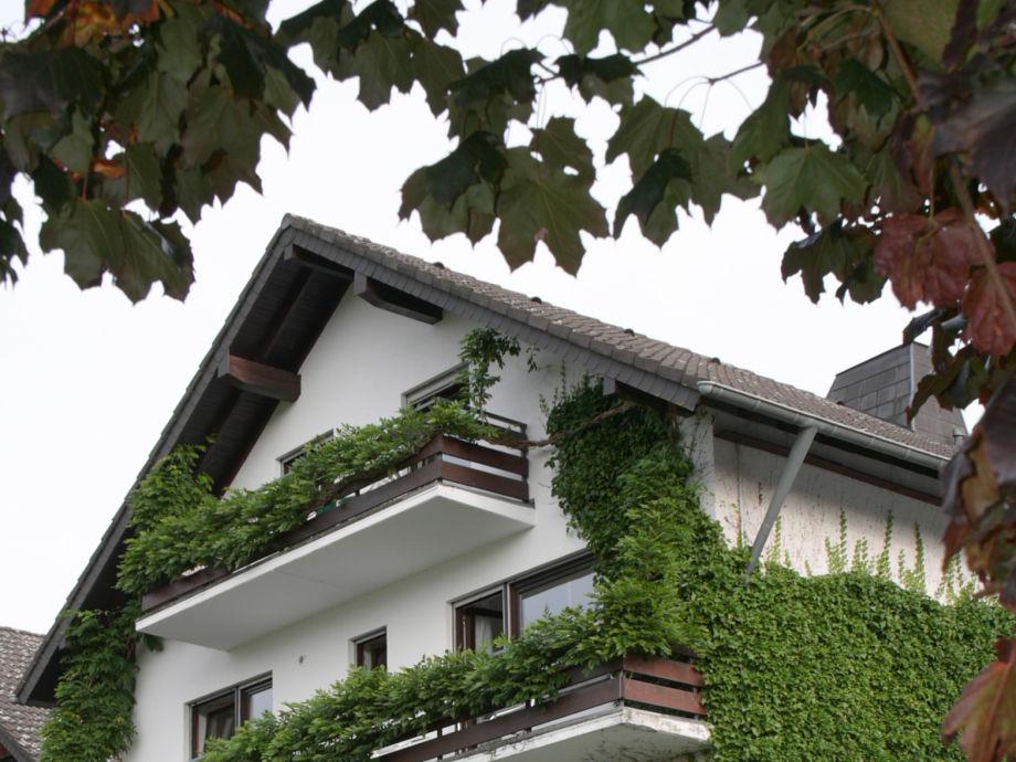 Appartementhaus Wiesental Straßenansicht