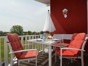 Ferienwohnung Villa To Hus F 590 WG 07 im 2. OG mit großem Balkon