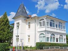 Ferienwohnung Villa Sanssouci F568 WG 2 im DG mit Loggia + Garten