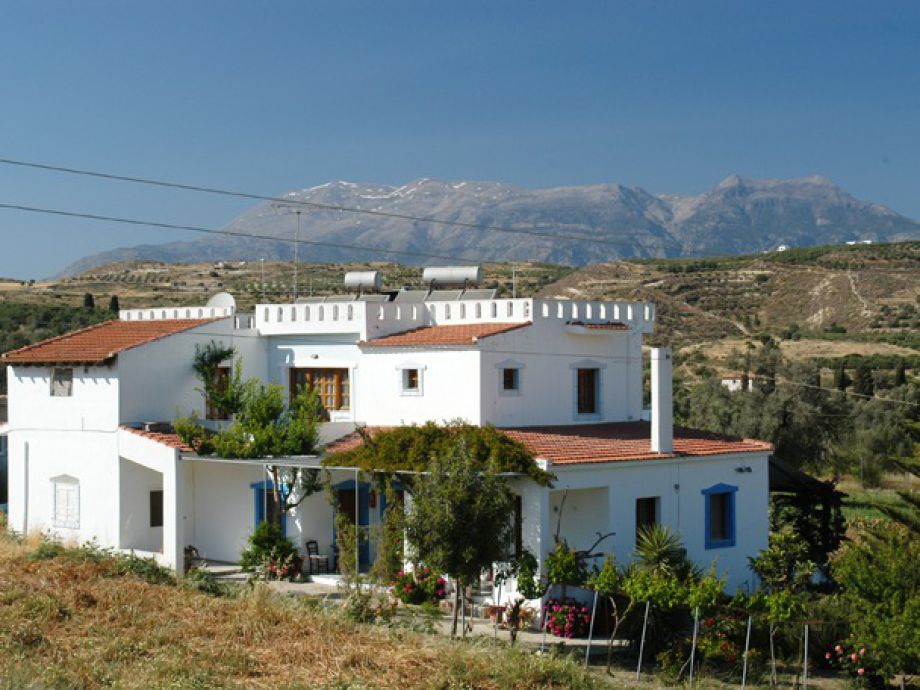 Jodi's Zimmer in Pitsida auf Kreta