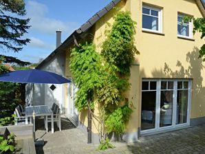 Ferienhaus Baabinchen F615 mit großer Sonnenterrasse