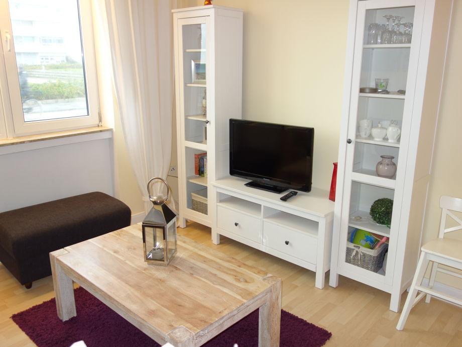 Wohnzimmer im Kaiserhof auf Norderney