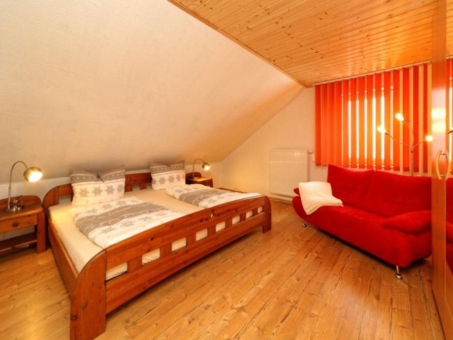 Schlafzimmer Auerhahn