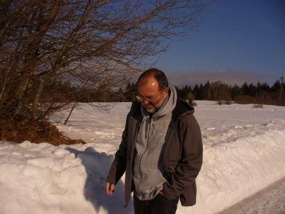 Ihr Gastgeber Armin Hessenauer