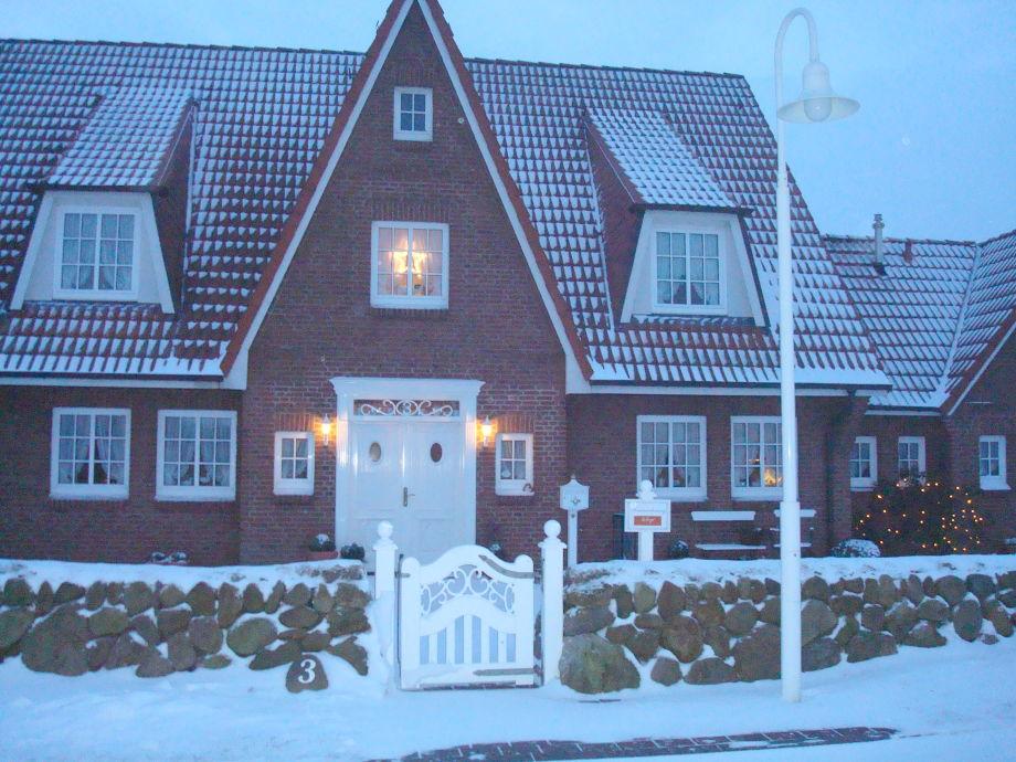 auch im Winter ist Sylt schön.....