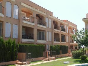 Ferienwohnung mit Meerblick, Pool, Balkon