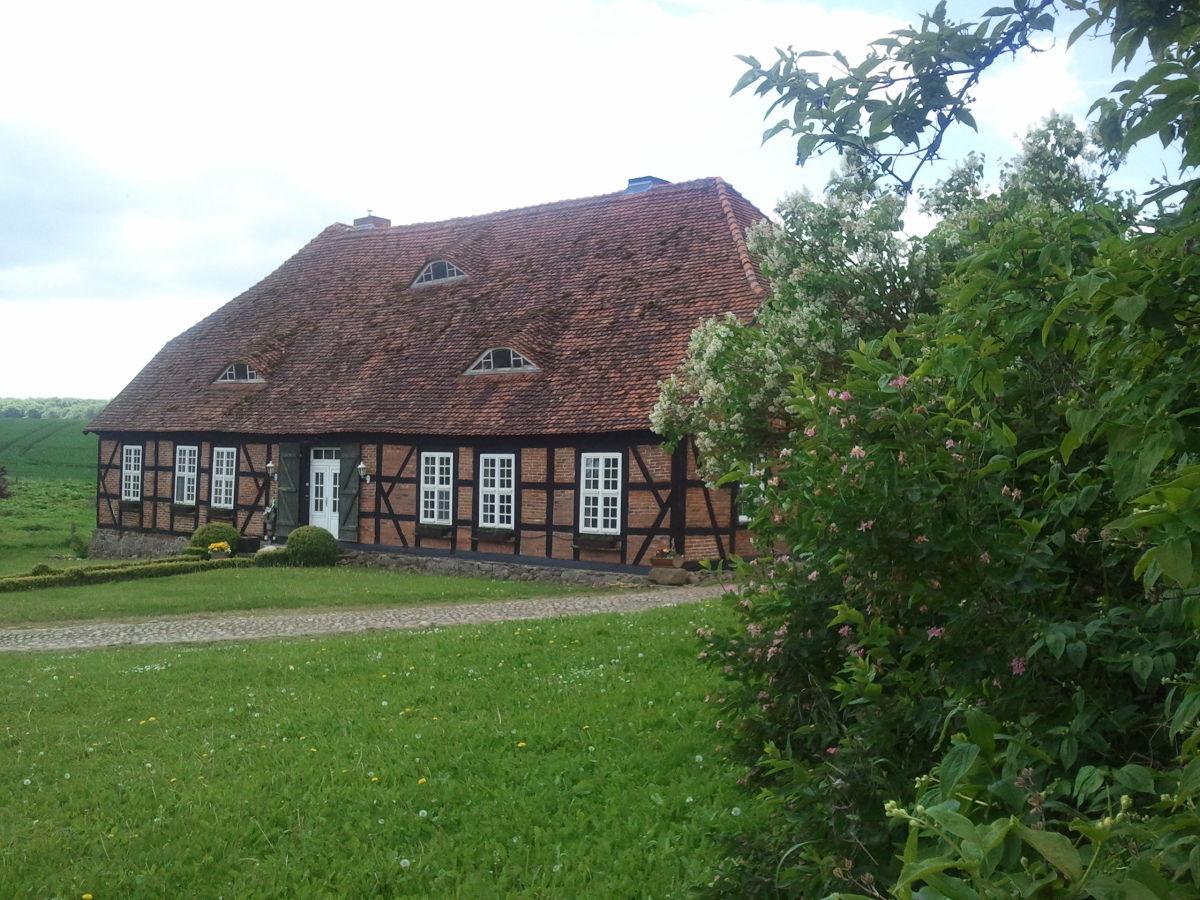 Ferienwohnung im alten Gutshaus, Mecklenburgische Seenplatte, Müritz ...