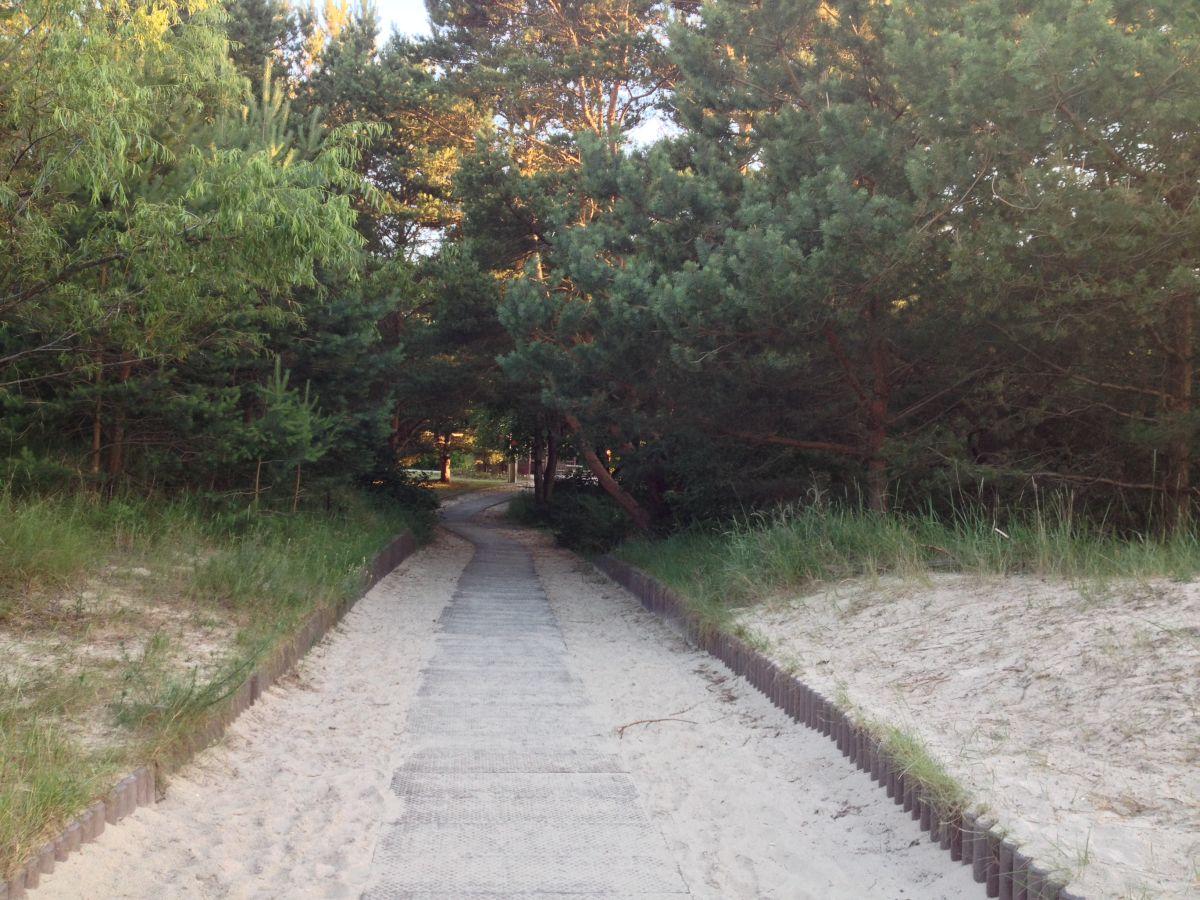 Ferienwohnung Koje 1 Ostseeland, Usedom - Familie Uteu00df