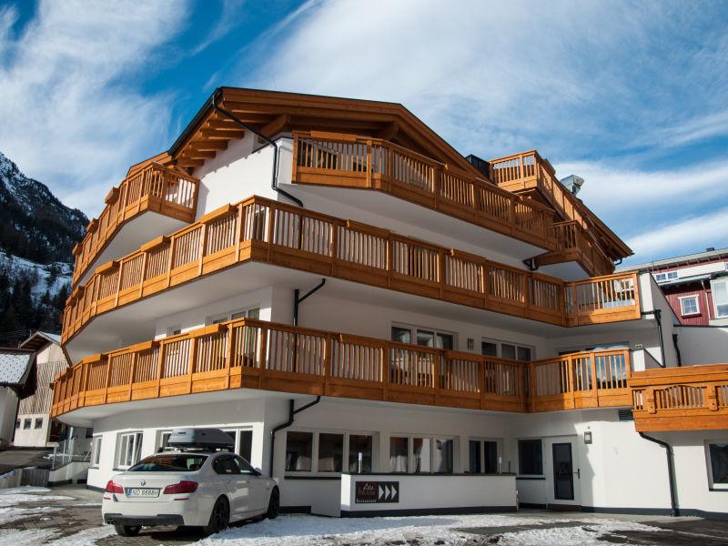 Ferienwohnung Penthouse Top 1