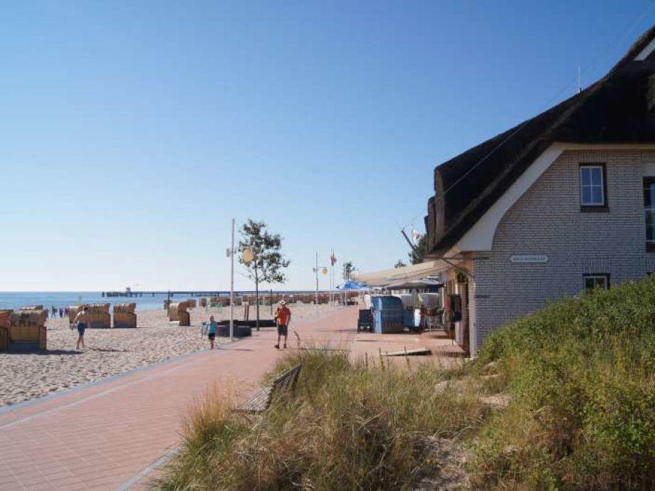 Ferienwohnung Im Haus Deichgraf Ostsee Lübecker Bucht