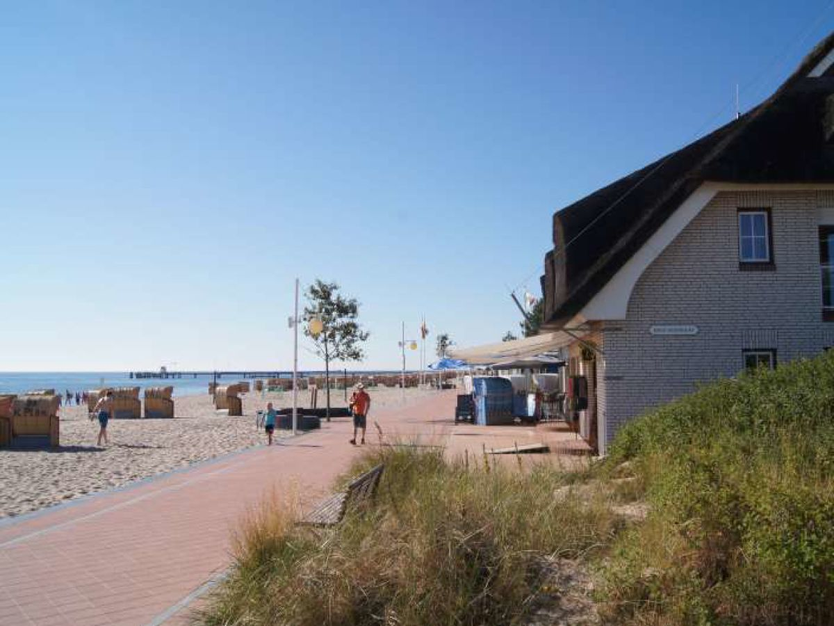 Ferienwohnung Im Haus Deichgraf Dahme Firma Strandurlaub