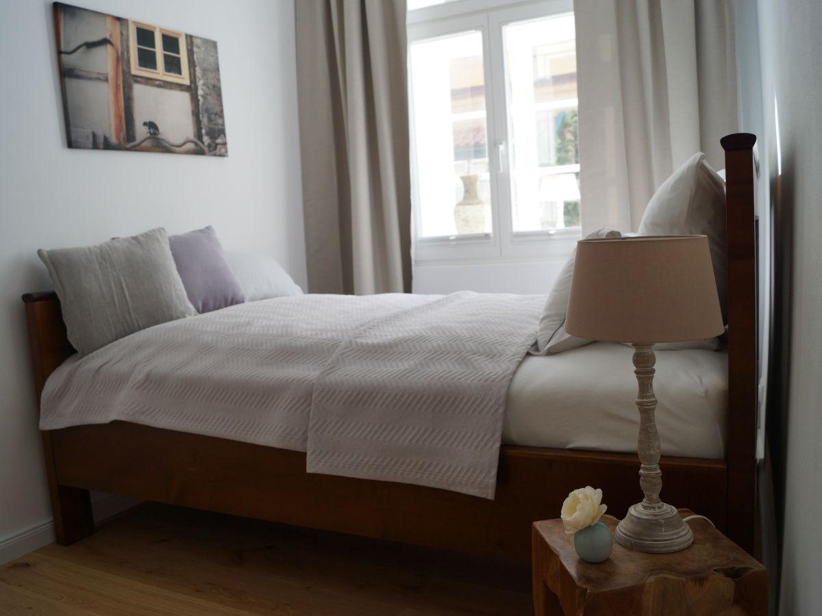 Ferienwohnung lieblingsplatz l neburg frau judith henniges for Einzelbett 120x200