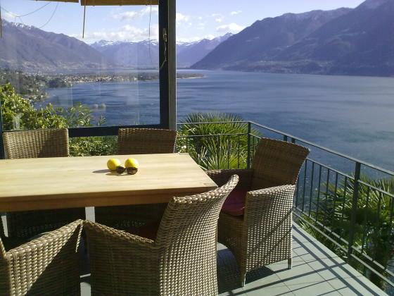 ferienhaus casa afram lago maggiore frau winiger. Black Bedroom Furniture Sets. Home Design Ideas