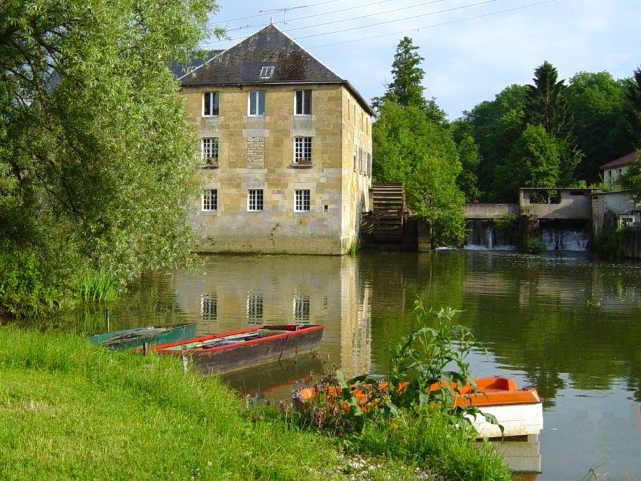 Außenaufnahme Moulin le Cygne