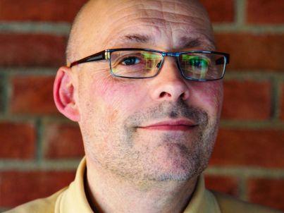 Ihr Gastgeber Dieter Weingarten