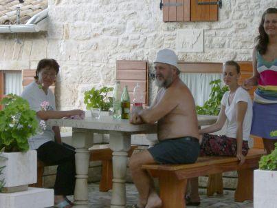Ihr Gastgeber Vesna