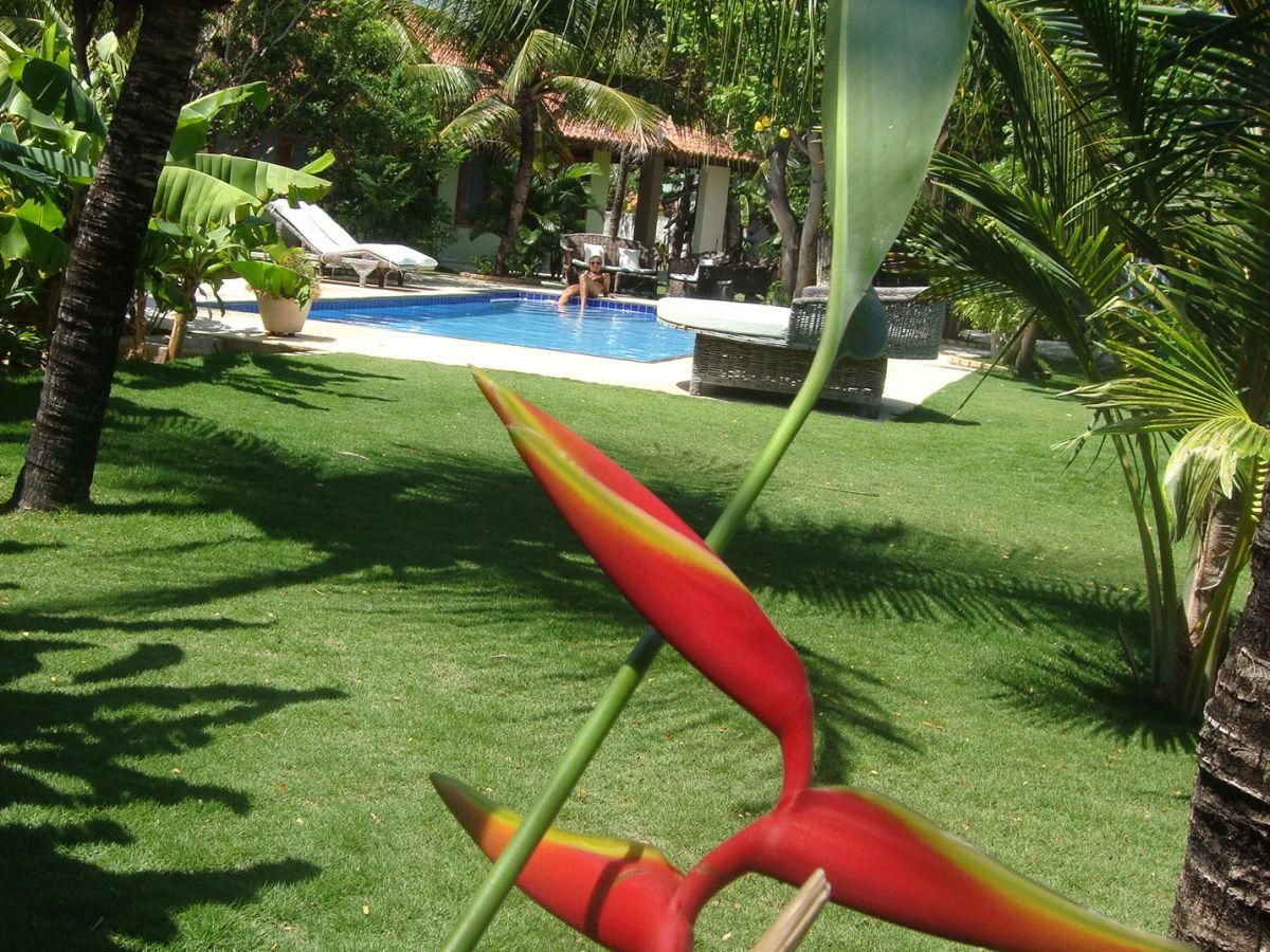 Holiday house Casa Verde, Fortaleza, beautiful villa/ pool, 400m ...