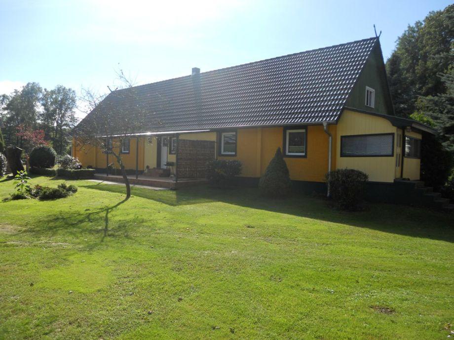 Spreewaldhaus  - Yellow - Eingangsbereich