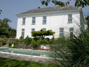 Holiday apartment Fowey - The Old Rectory, Lanreath