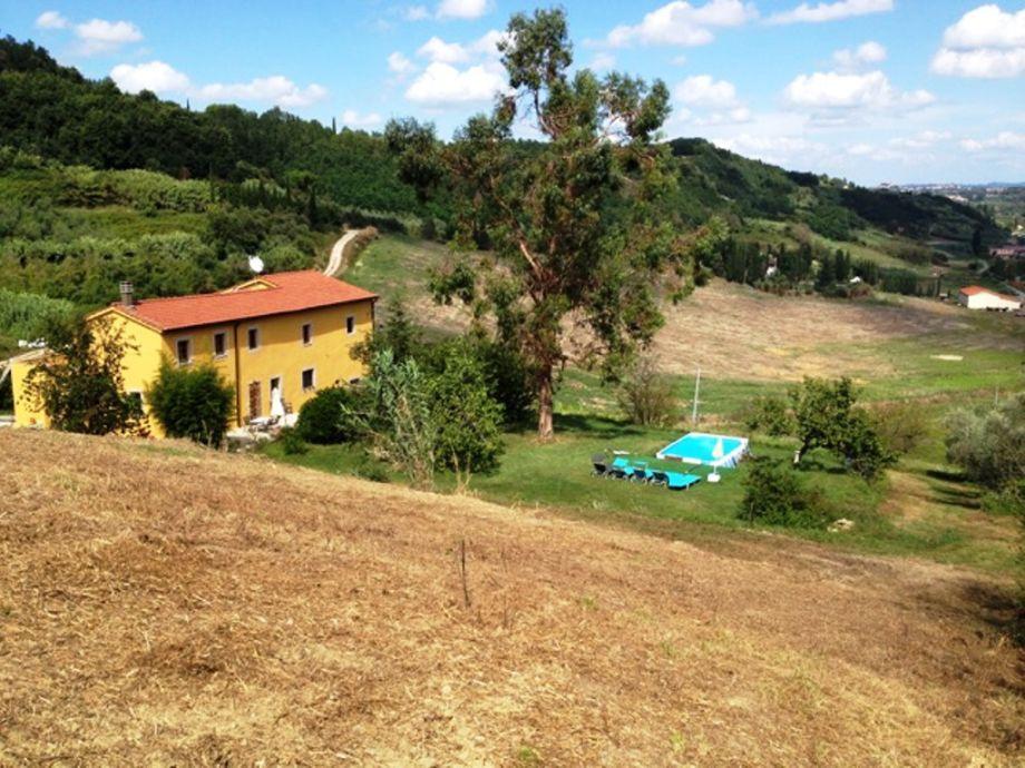'Il Livello' in den Hügeln der Toskana