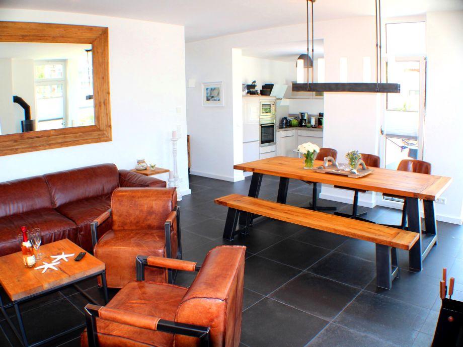 wohnzimmer mit offener küche grundriss ~ Seldeon.com = Innen ...