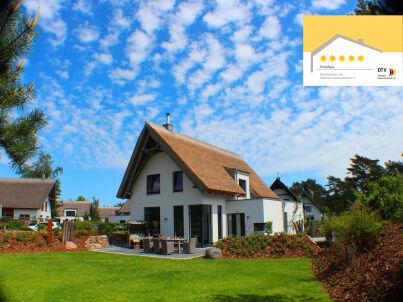 5-Sterne Luxusstrandhaus mit Außenwhirpool