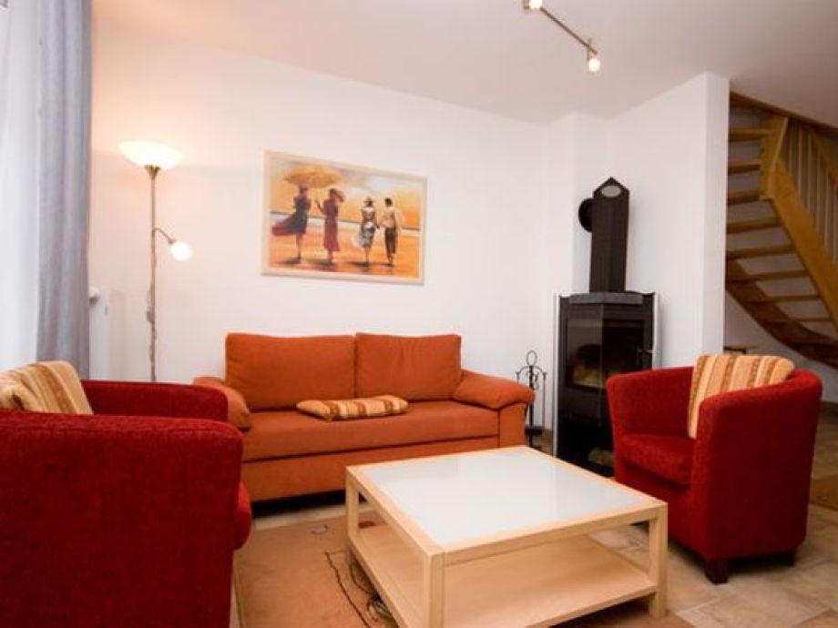 Viel Platz und Gemütlich - das Wohnzimmer
