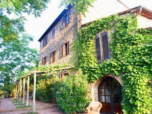 Holiday apartment Casa Felicita in Podere Follona