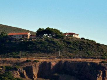 Ferienwohnung Seascape mit traumhaftem Meerblick vom Balkon