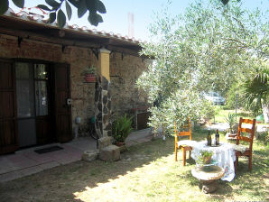 Landhaus Cabras Oleificio mit viel Komfort