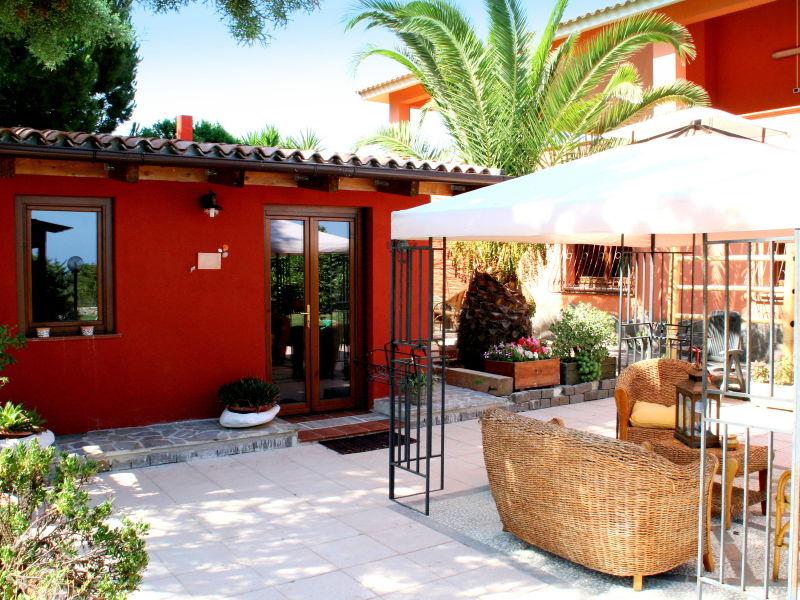 Ferienhaus Casa di Paola für Romantiker