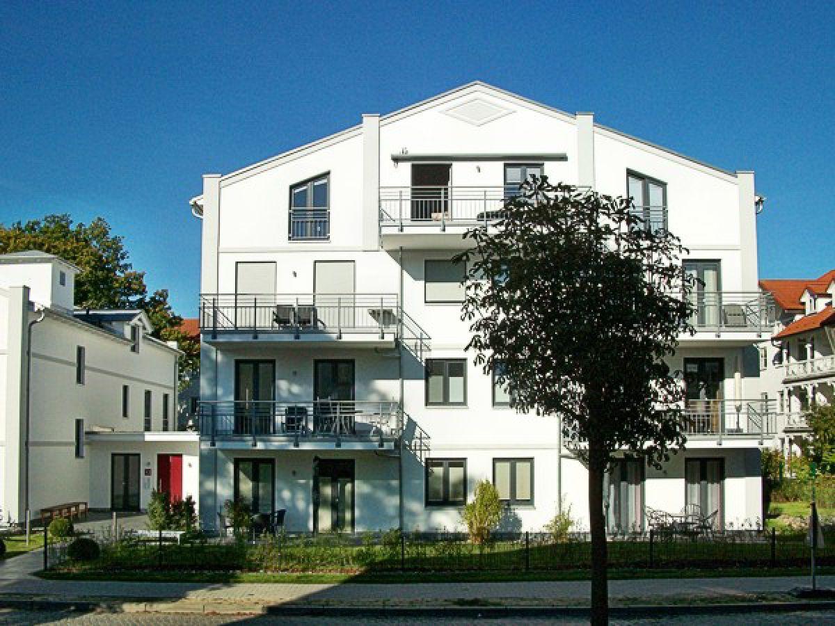 Ferienwohnung 1 5 in Residenz Margarete Ostsee Binz