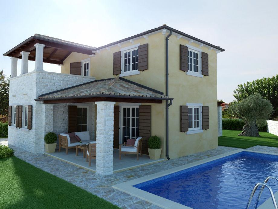 Außenaufnahme Villa Bella Casa