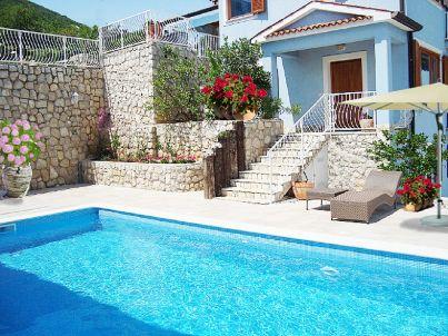 in der Villa Bella Vista Giardino 2 mit Garten & Pool