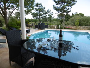 Holiday house Villa Bianca mit Swimmingpool
