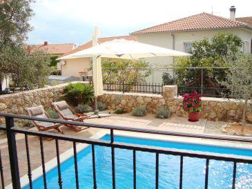 Ferienhaus Villa Ema mit Swimmingpool